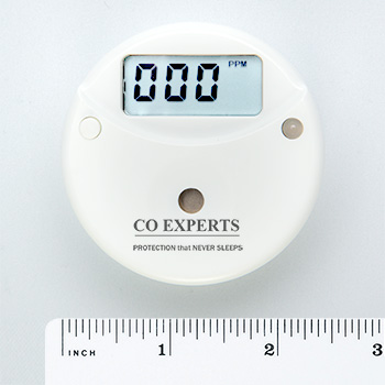 Tecnical specifications carbon monoxide monitor Model PG-2017